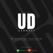 Logo UD GARMENT & ACCESORIES