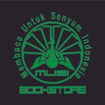 Logo musi bookstore