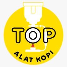 Logo TOP alat kopi
