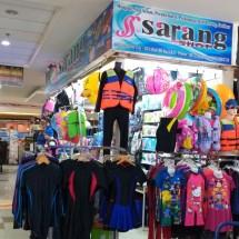 Logo Sarang Shop