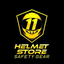 Logo 11helmetstore.id