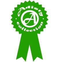 Logo Adisty collection