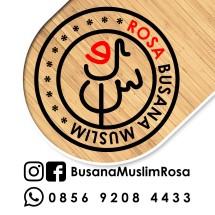 Logo BusanaMuslimRosa
