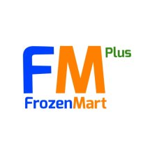 Logo Frozen Mart Plus