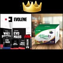 Logo Evolene Flimty Official