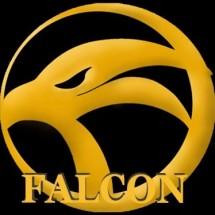 Logo Diamonds Falcon