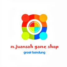 Logo m. juansah game shop