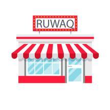 Logo Maktabah Ruwaq
