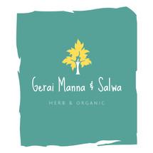 Logo Manna & Salwa