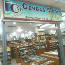 Logo Cerdas Media Books