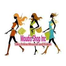 Logo moudis shop inc