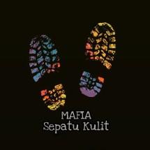 Logo mafia sepatu kulit