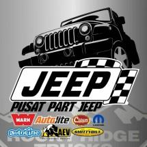 Logo Pusat Part Jeep