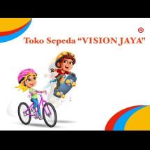 toko sepeda Vision Jaya Cikarang Utara, Kab. Bekasi