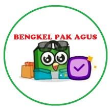 Logo Bengkel Pak Agus