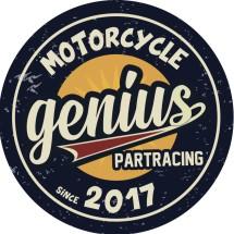 Logo genius.partracing