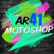 Logo Arif All Motoshop