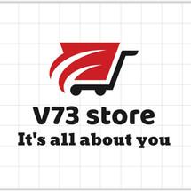Logo V73 Store