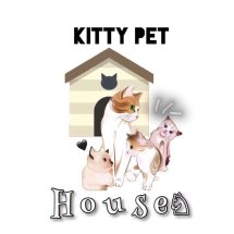 Logo KITTY PET HOUSE