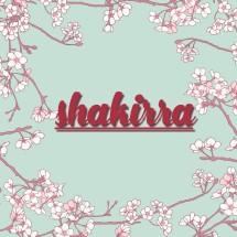 Logo shakirra shop