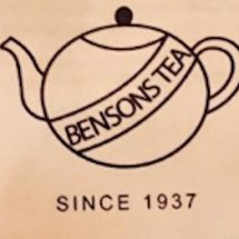 Logo Bensons Tea