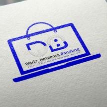 Logo Wariz Notebook Bandung .