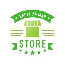 Logo RAFFI AMMAR STORE