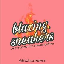 Logo blazingsneakers