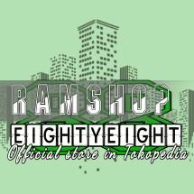 Logo RAMSHOP EIGHTYEIGHT