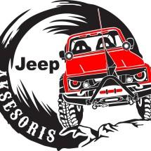 Logo Jeep Aksesoris