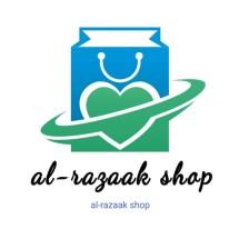 Logo al-razaak shop