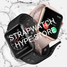 Logo strapwatch hype