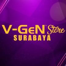Logo V-GeN Store Surabaya