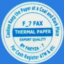 Logo faeyza_7 kertas thermal