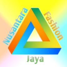 Logo Nusantara Jaya Fashion