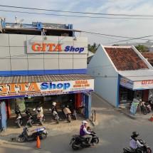 Logo Gita Shop patrol