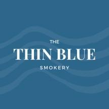 Logo Thin Blue Smokery