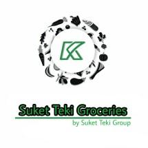 Logo Suket Teki Groceries
