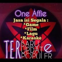 Logo Oneaffie