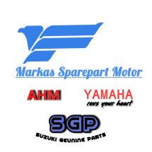 Logo Markas sparepart murah