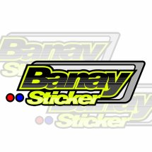 Logo Banay Sticker