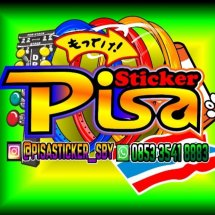 Logo Pisa Sticker