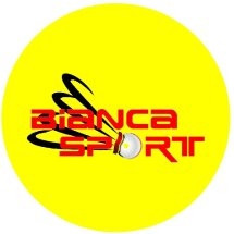 Logo bianca sport