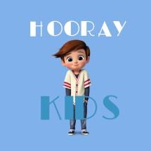 Logo Hooray Kids