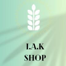 Logo I.A.K shop