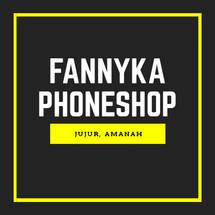Logo Fannyka Phone Shop