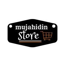 Logo mujahidin tissue store