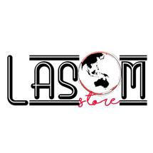Logo LASOM store