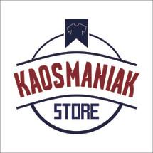 Logo KAOSMANIAK SHOP