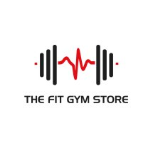 Logo the fit gym store